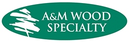A&M Wood Specialty logo