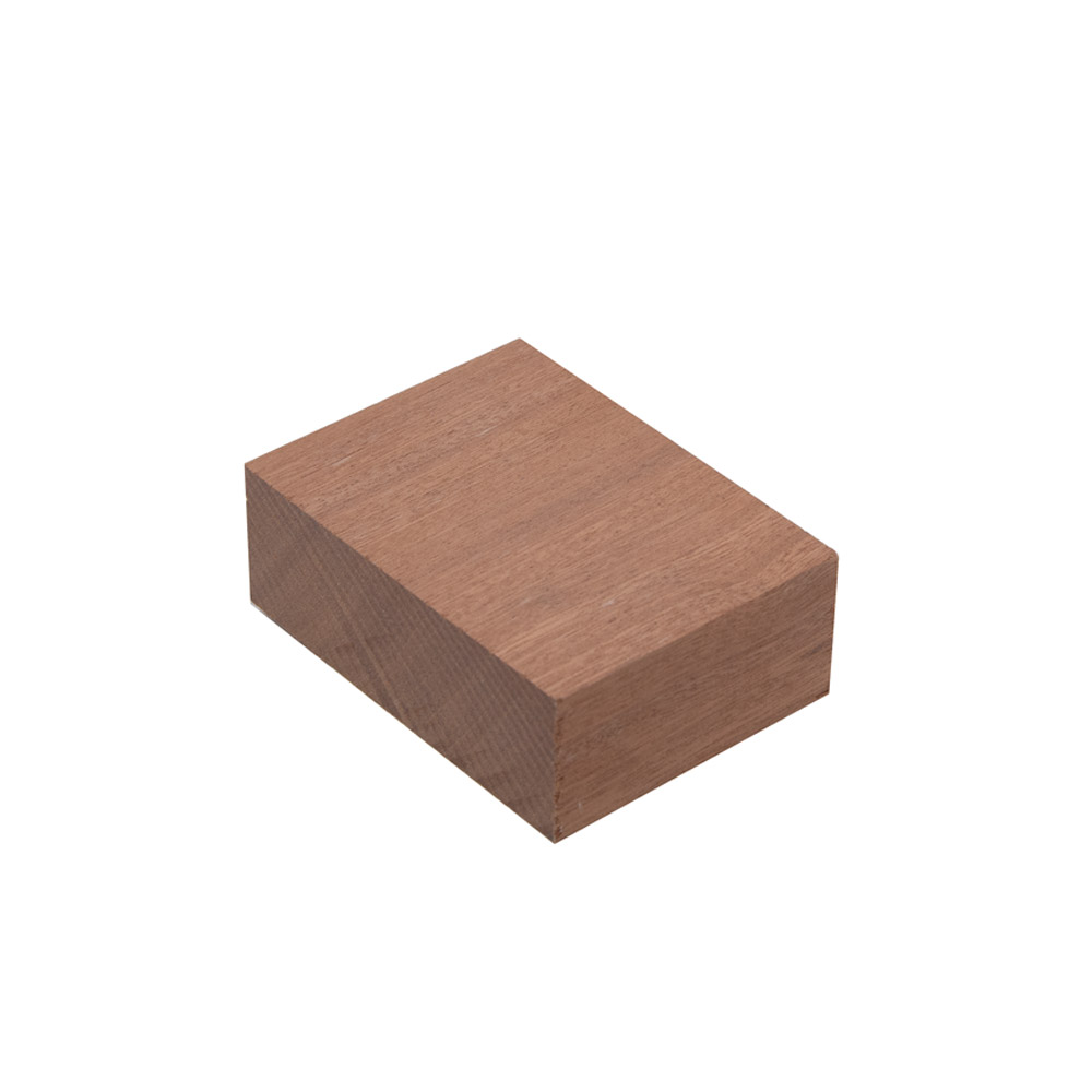 Mahogany Neck Block