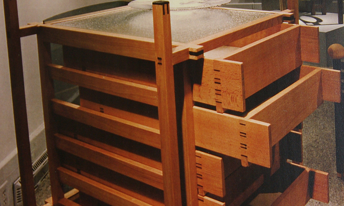 beech european drawers