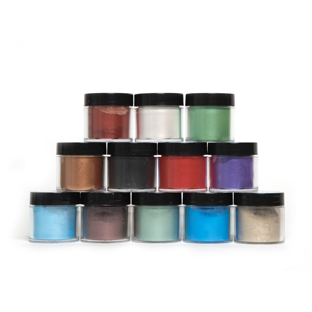 Ecopoxy Metallic Colour 12x15g