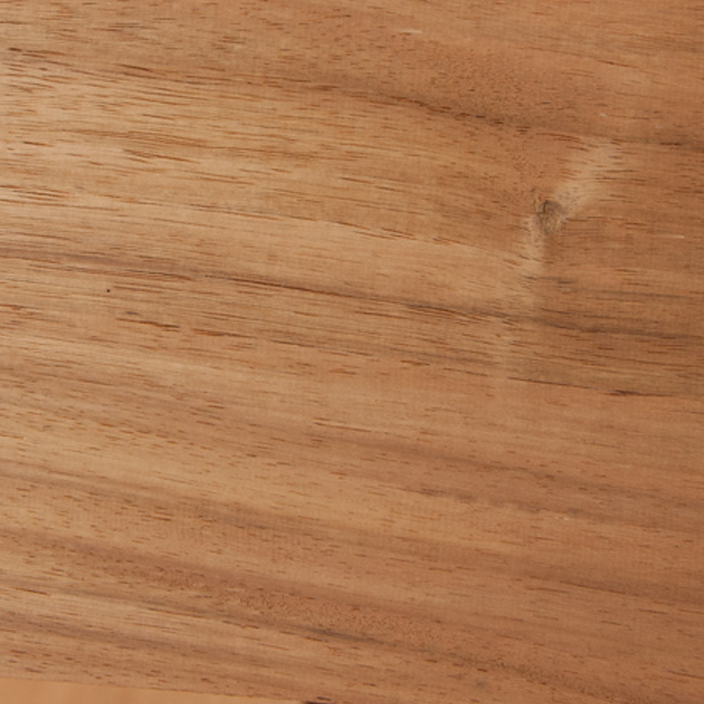 Narra wood swatch