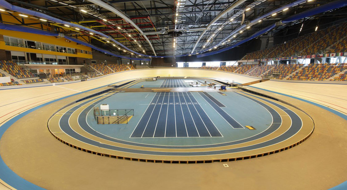 Industry News - Accoya Velodrome in the running for Fastest World Record