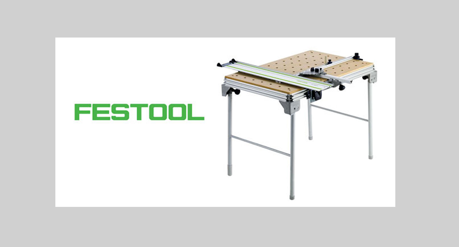 Product Spotlight: Festool's MFT/3 Multifunction Work Table