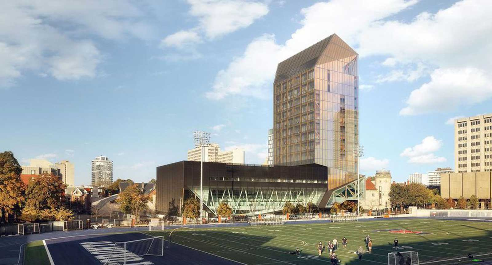 Industry News - U of T says 14-Storey Timber Tower to be Symbol of Wood Sustainability